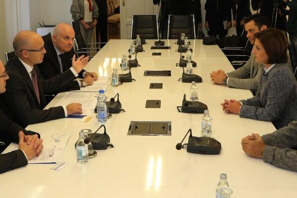 Ambasadorka Makedonije posetila Novi Sad