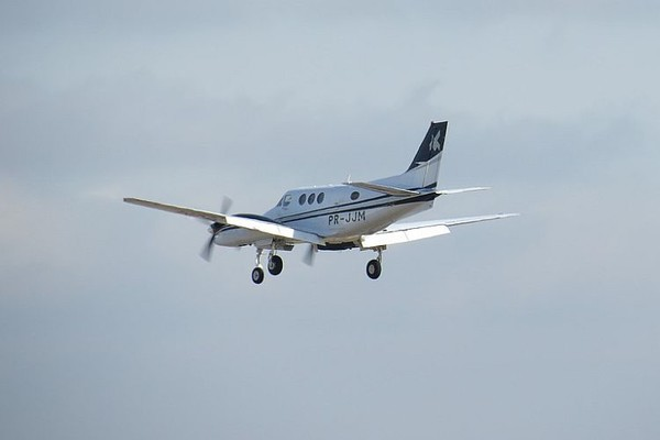 "Na aerodrom ""Čenej"" sleteo prvi avion na međunarodnom letu"
