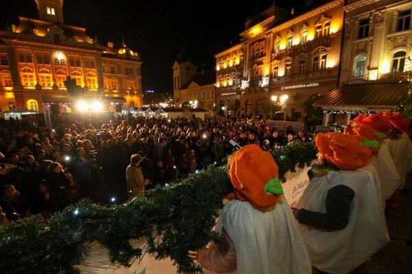 """Novosadski Winter Fest"" i ove zime na Trgu slobode"