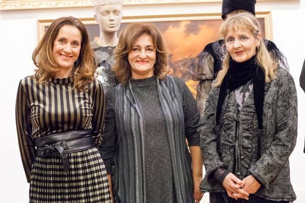 FOTO: Svečano otvoren Serbia Fashion Week u Galeriji Matice srpske