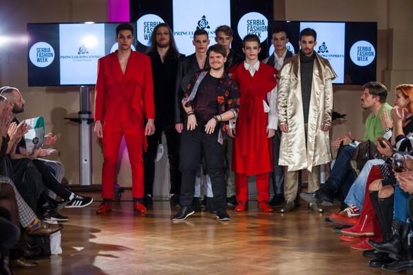 Održano drugo veče Serbia Fashion Weeka u dvorcu Eđšeg