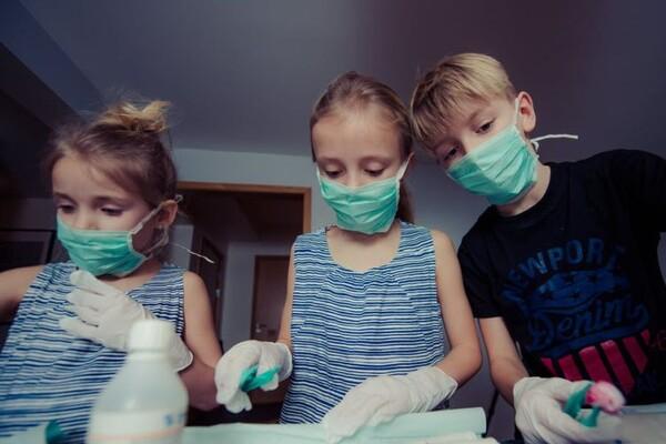 KON: Važno je kakve će maske nositi đaci