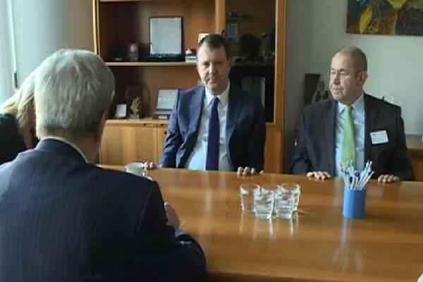 Delegacija Vojvodine u Briselu sa evropskim zvaničnicima (VIDEO)