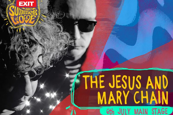 EXIT 2017: The Jesus and Mary Chain na glavnoj bini, Zvonko Bogdan na Fusionu (VIDEO)