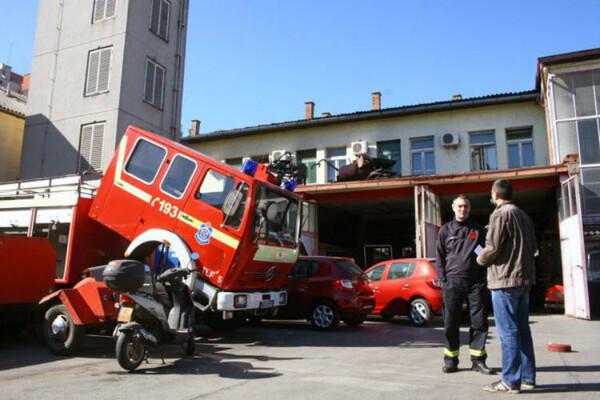GRBAVICA: Izbio manji požar, nema povređenih