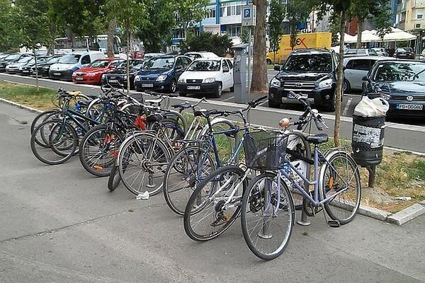 NS: Bicikli često na meti lopova
