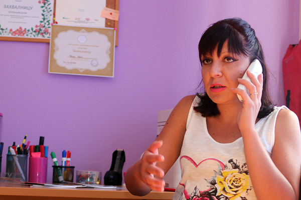 Ivana Perić, koordinatorka SOS ženskog centra: Nije sramota potražiti podršku, bitno je da se o partnerskom nasilju ne ćuti