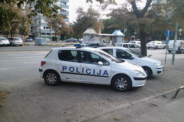 MUP: Subotičanin uhapšen nakon pljačke novosadske zlatare