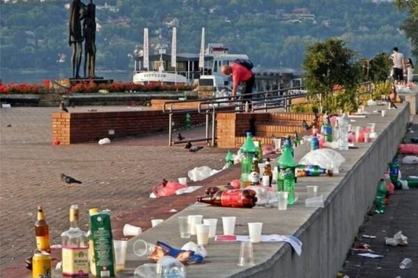 KEJ ŽRTAVA NEKULTURE: Kad omiljeno gradsko šetalište osvane kao smetlište (FOTO)