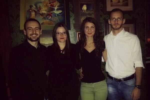 """Poezija se sluša u Novom Sadu: Upoznajte grupu """"Među nama"""""""
