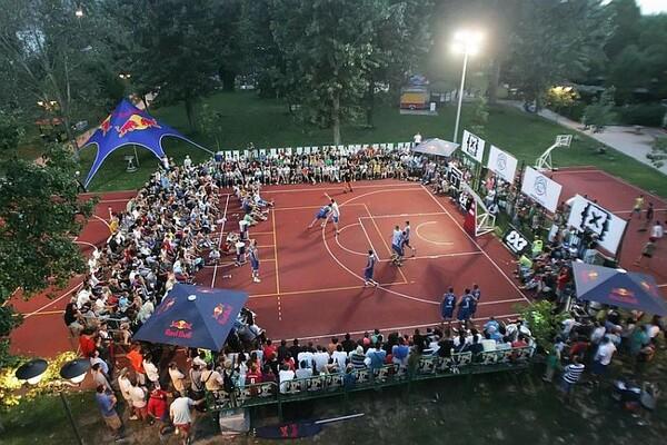 Basketaška groznica: Turnir 3x3 Novi Sad Streetball počinje 20. avgusta na Štrandu