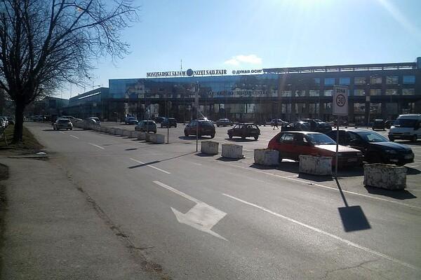 Besplatan pregled dečjih auto-sedišta u subotu na parkingu kod Sajma