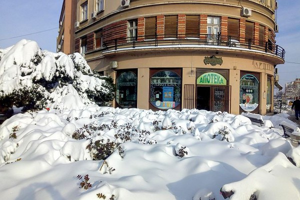 RHMZ: Od petka do nedelje toplije, sledi naglo topljenje snega