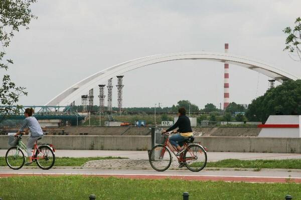 Završetak radova na Žeželjevom mostu ovog puta odložio Dunav