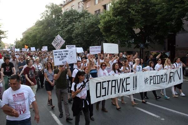 """Pokret """"Podrži RTV"""" podneo krivičnu prijavu protiv UO RTV"""