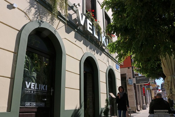 """Restoran """"Veliki"""": Vojvođanska kuhinja o kojoj je izveštavao CNN"""