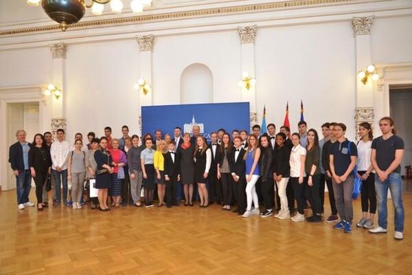 """Učenici iz Nižnjeg Novgoroda posetili Novi Sad i vršnjake iz Gimnazije """"Isidora Sekulić"""""""