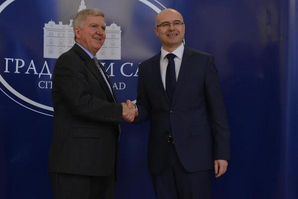Ambasador Amerike posetio Novi Sad