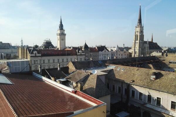 LAIČKI IZBOR: Najružniji primeri savremene arhitekture u Novom Sadu (FOTO)
