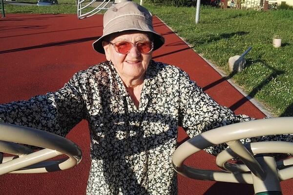 Baka Ljubica pozitivan primer za mlade Novosađane