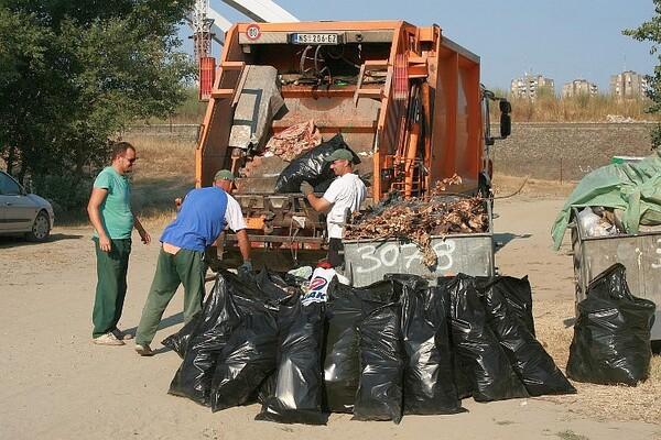 """""""Čistoća"""": Od danas odnošenje krupnog otpada"""