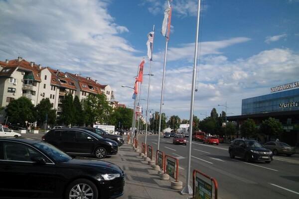 Organizovano parkiranje za vreme trajanja sajma LORIST