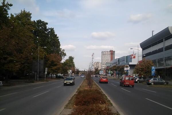 """Radovi """"Toplane"""" menjaju režim saobraćaja u okolini Merkatora"""