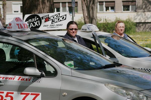 Majstor(ic)e: Novosadske dame za volanom