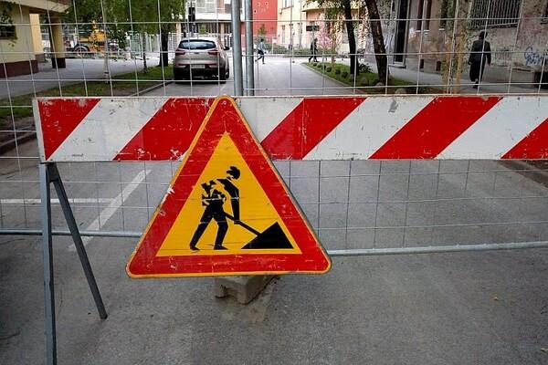 Deo centra grada zatvoren za saobraćaj od subote do utorka