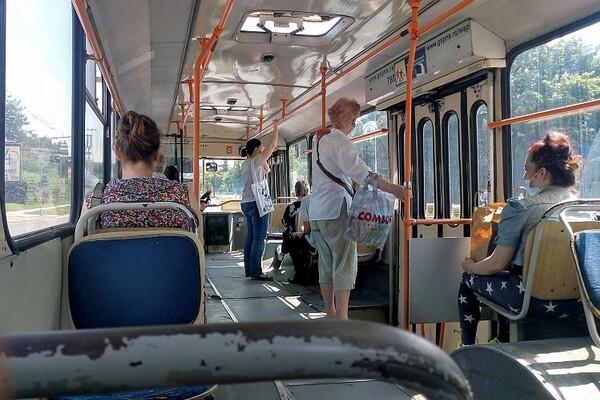 GSP: Obavezno nošenje zaštitnih maski u javnom prevozu