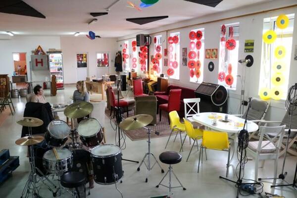 SOULPEDDLER: Fabrika vinila na Klisi dobila i koncertni prostor (FOTO)