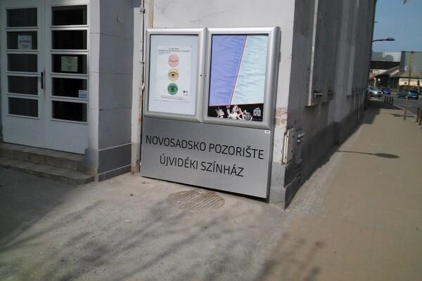 """Bazar knjiga za školu """"Milan Petrović"""" naredne sedmice u Novosadskom pozorištu"""