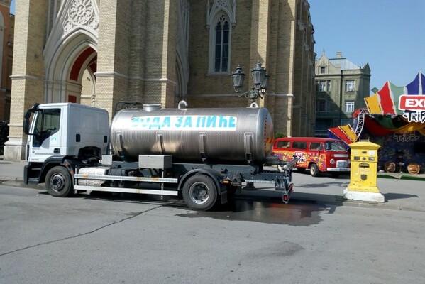 "UPOZORENJE IZ ""VODOVODA"": Potrošnja vode u gradu povećana za 30 odsto, trošite racionalno!"