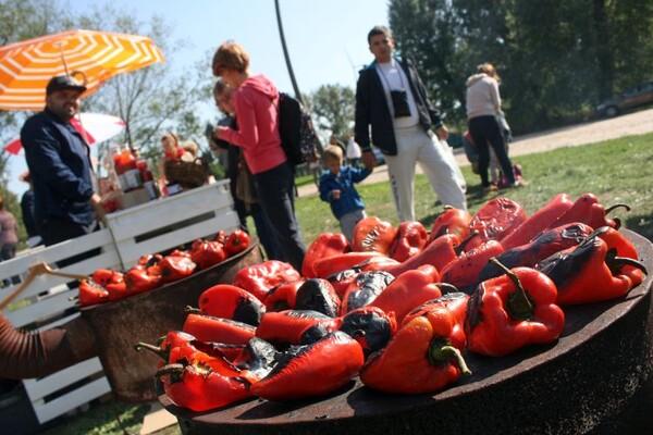 FOTO: Miris hrane u Limanskom parku