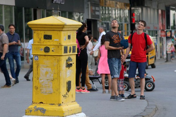 FOTO: Top lokacije gde Novosađani počinju susret s dragim ljudima