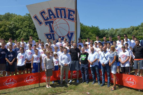 "LETENKA: U poseti humanitarnom kampu ""I came to play"" (FOTO)"