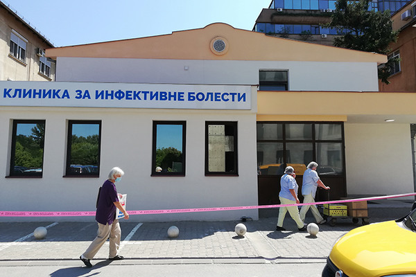 KCV: Na lečenju od korone 59 pacijenata, situacija u Vojvodini i dalje nesigurna