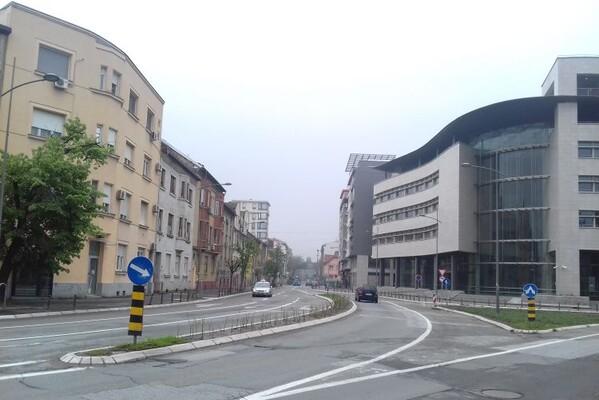 Oblačno sa slabom kišom, najviša dnevna u NS oko 15°C