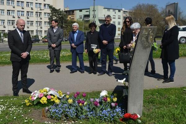 Položeni venci u znak sećanja na Olega Nasova