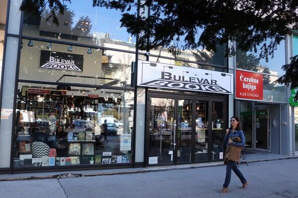 Bulevar Books: Najglasnija knjižara u gradu (FOTO)