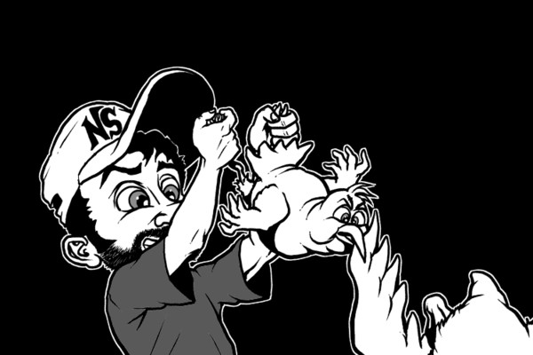 Slučaj labudići: Ejpril Onil ekskluzivno iz Novog Sada