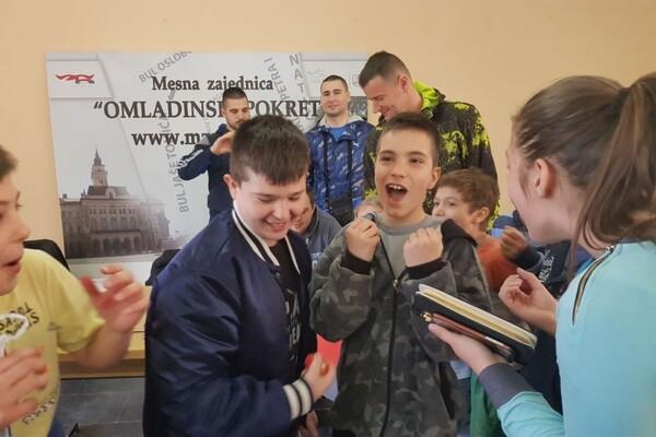 "FOTO: Održano takmičenje ""Najjače uskršnje jaje"" u MZ ""Omladinski pokret"""