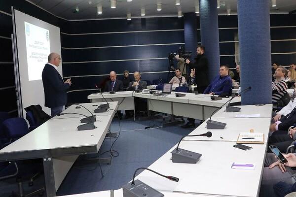 """U Novom Sadu predstavljen """"Smart plan"""" razvoja saobraćaja"""