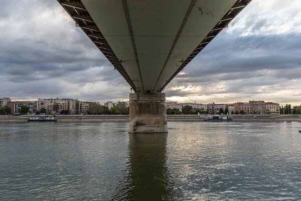 Policajci spasli devojku koja je skočila s Varadinskog mosta