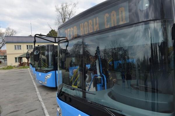 I danas izmena trasa autobusa kroz Petrovaradin