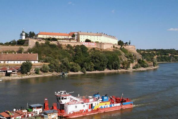 Dunav privlači sve veći broj turista u Novi Sad