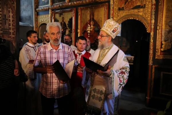 """Đorđo Sladoje i Ansambl """"Vila"""" dobitnici nagrade Despotica mati Angelina"""
