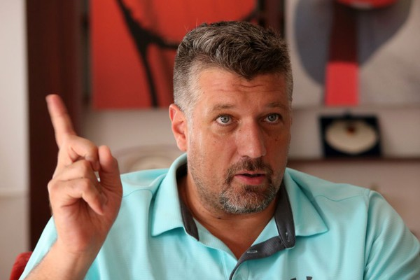 Andrija Gerić, odbojkaški as i diplomirani psiholog: Klijent mora sâm da rešava svoj problem, ja mu samo pomažem