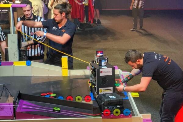 PONOS SRBIJE: Kako su robotičari s Fakulteta tehničkih nauka postali najbolji na planeti