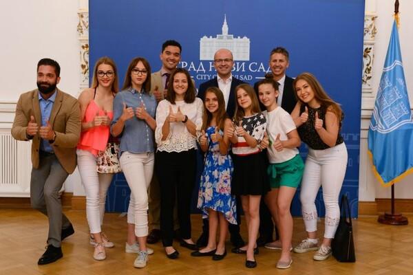 """Mladi Novosađani predstavljaju Australiju na takmičenju """"Srbija u ritmu Evrope"""" (FOTO"""